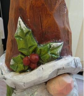 Gnome de Noel Gorfi