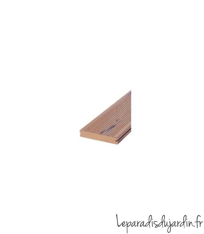 Terrasse bois composite bicolor for Avis terrasse bois composite