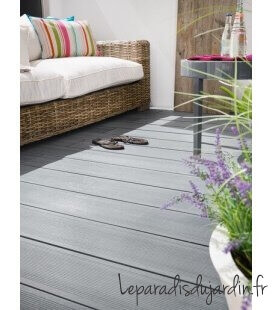 deck board Wood composite dreamdeck platinium gray