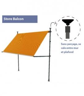 Structure Store Balcon sans perçage