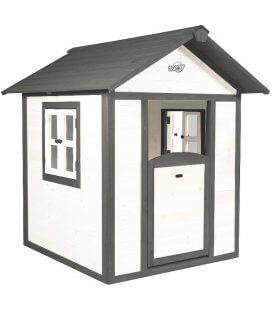Children's cabin Lodge axi fsc gray and white