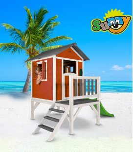 Kid cabin stilts Lodge XL