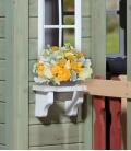 Cabane Enfant Victorian Inn backyard discovery cedre tropical plus accessoires