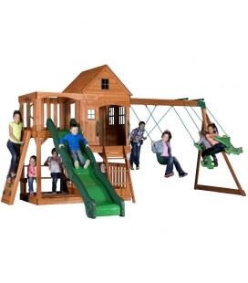 Aire de jeux enfant Complet Hill crest