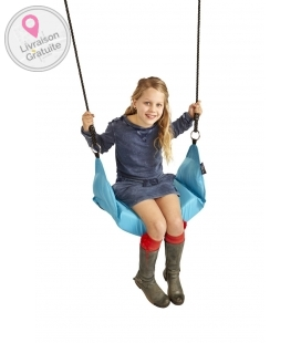 Marshmallow Big a simple and very comfortable swing - Purple Frog