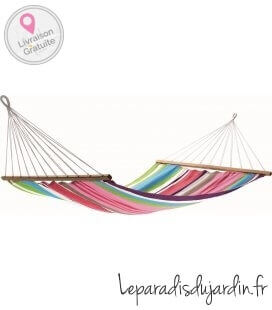 large double Kouple hammock by jobek new in 2019 in Magnifico colors