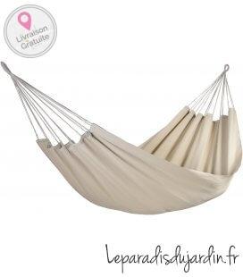 Kocon hammock without wooden bar jobek taupe color