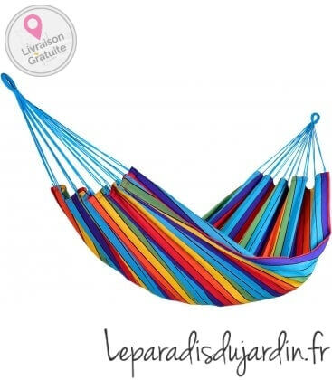 Kocon hammock without wooden bar jobek color multicolored