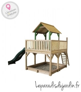 Atka Play Tower (without swing)