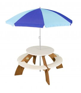 Orion Picnic Table (incl. Parasol)