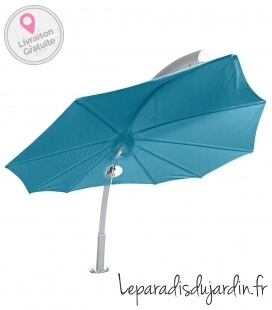 Parasol Icarus by Umbrosa a sunbrella adriatic leaf-shaped umbrella by leparadisdujardin