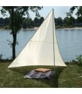Voile solaire Nomade Triangulaire