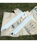 4m x 4m Square Nomadic Sailing Kit Waterproof