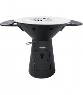 Brazier barbecue Nero