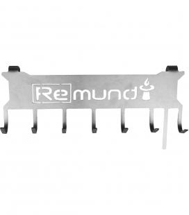 Straight support for remundi stainless steel utensil