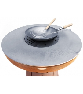 Grid For Wok Remundi, make a wok outdoors