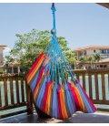 Chaise à pendre TRANKIL hamac jobek heol coloris Multicolore