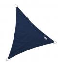 Voile Triangle Equilatéral ajourée 5,0m bleu marine nouveauté 2021