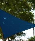Voile 5m Densité 285Gr triangle equilatéral nouveauté coloris 2021 bleu marine
