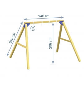 Gantry swing FREESWING 240