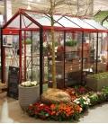 Serre de jardin en verre Piccolo P04 ACD 4,74m²