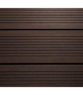 Dark brown bamboo decking board 20 x 178 x 1850