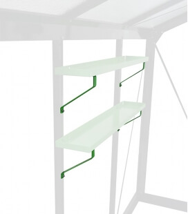 Set of 2 shelves for shelves