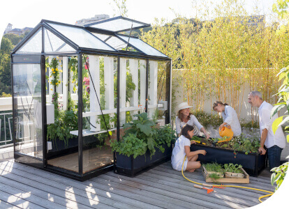 urban greenhouse by ACD Piccolo
