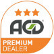 Le revendeur premium dispose de la gamme complète de serres ACD Prestige: des serres de cultures classiques, des serres de vies élégantes, des serres adossées et des serres urbaines branchées. De ces différents assortiments, vous pouvez visualiser plusieurs modèles en exposition mis en situation. Le revendeur premium est responsable de la vente et du support technique dans le choix de votre serre. Le revendeur premium vous aider également et vous donnera des conseils spécialisés sur les options d'installations.