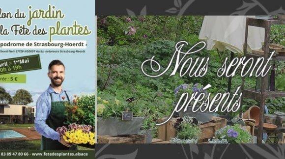 Salon du jardin et fête des plantes de Strasbourg-Hoerdt
