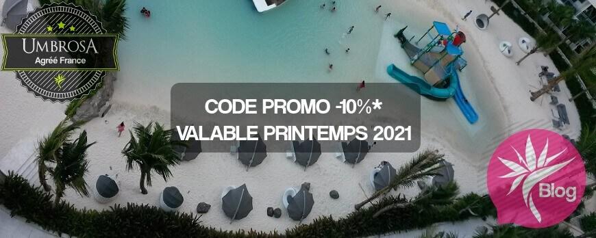Promotional Code Umbrosa 2021