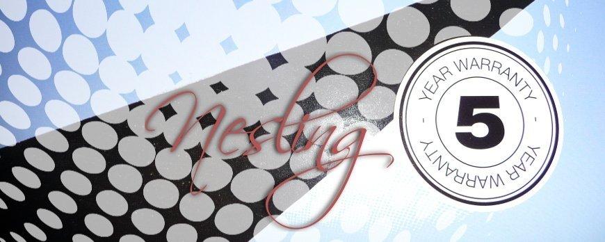 Nouveau Packaging et garantie Voile Nesling