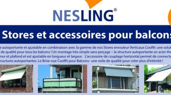 Nesling, a lot of innovations for 2017