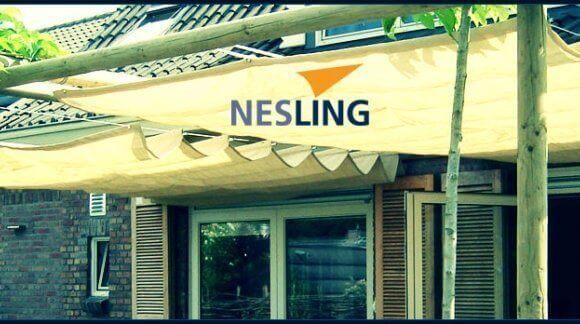 Tout savoir sur le store pour pergola horizontal Nesling Coolfit