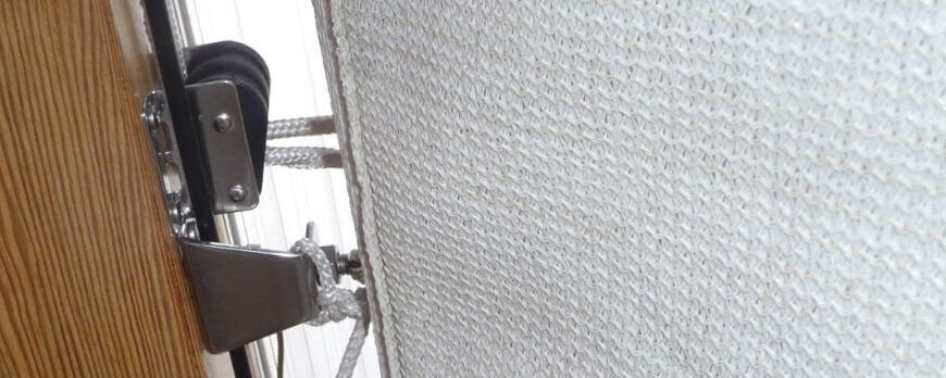 Everything about the boat blind horizontal Nesling Coolfit pergola